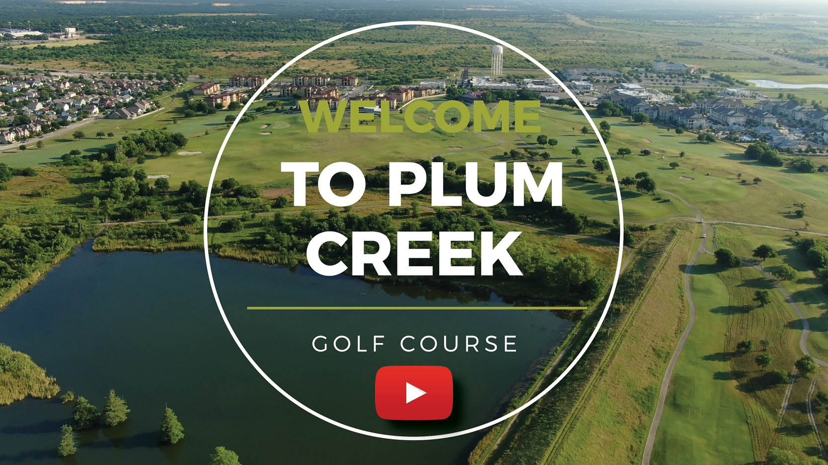 Public Golf Course Near Austin TX