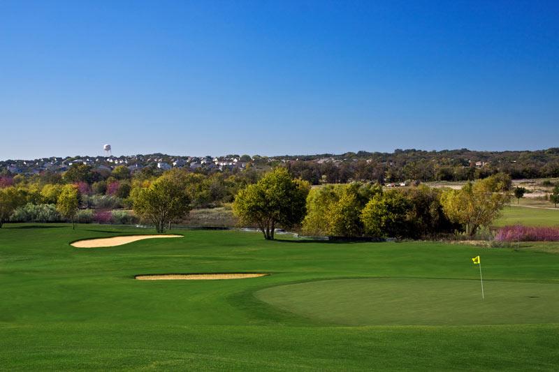 Plum Creek Golf Course Public Championship Course Kyle